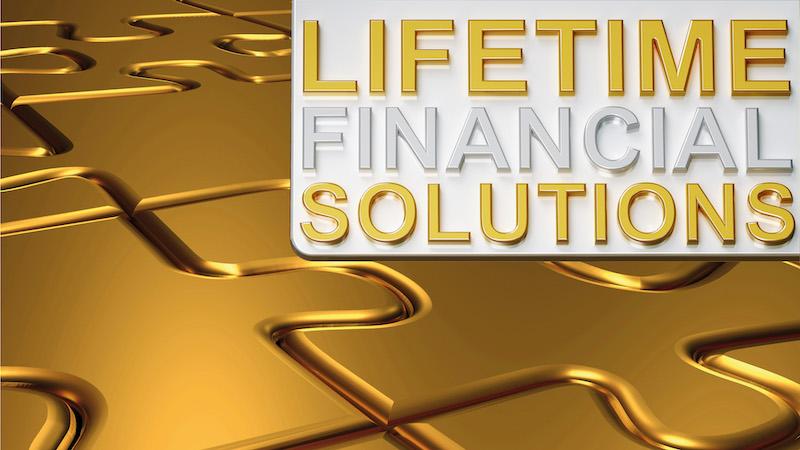 Lifetime Financial Solutions logo